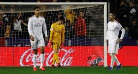 """Real Madrid'e """"El Clasico"""" öncesi şok"""
