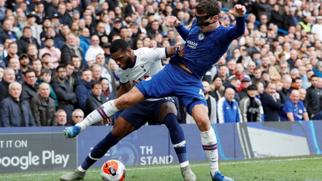 Chelsea - Tottenham (Özet)