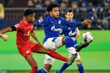 Schalke 04 - Leipzig (Özet)