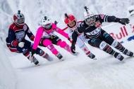 Red Bull Ice Cross Dünya Şampiyonası sürüyor