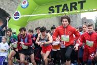 Trabzon Yarı Maratonu büyük heyecana sahne oldu