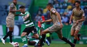 Sporting Lizbon evinde zorlanmadı