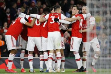 Arsenal - Everton (Özet)