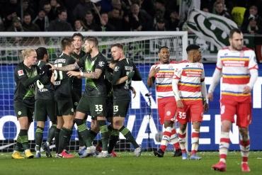 Wolfsburg - Mainz (Özet)