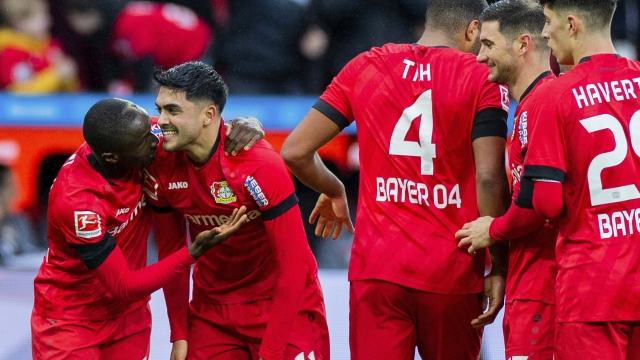Leverkusen 2-0 Augsburg (Özet)