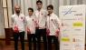 Türkiye 16 Yaş Erkek Tenis Milli Takımı Avrupa 5'incisi