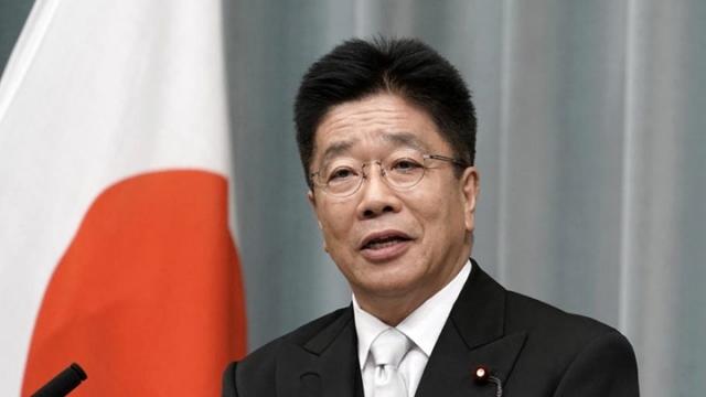 Japon bakandan koronavirüs açıklaması