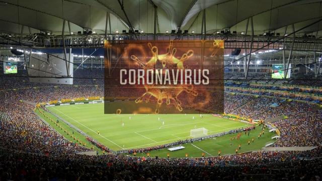 İtalya'da futbola koronavirüs engeli