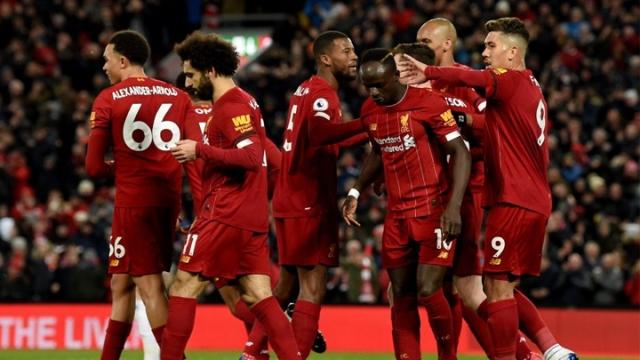 """""""Ada""""da Liverpool doludizgin devam ediyor"""