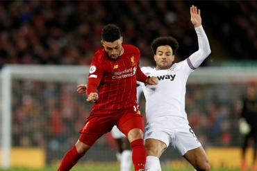 Liverpool - West Ham United (Özet)