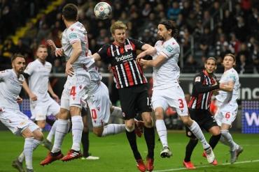 Eintracht Frankfurt - Union Berlin (Özet)