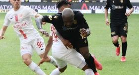 Yeni Malatyaspor'dan Chebake ve Bifouma açıklaması