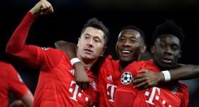 Bayern Münih tur kapısını araladı
