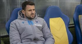 Trabzonspor Çimşir ile çıkışını sürdürmek istiyor