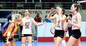 Galatasaray HDI Sigorta evinde mutlu