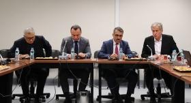 İstanbul'daki dev finalin hazırlıkları sürüyor