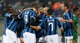 Inter tur biletini kaptı