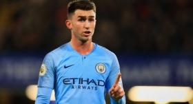 Manchester City'de Laporte 4 hafta yok