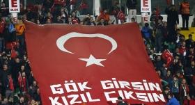 """""""Hep birlikte Türkiye'yiz"""""""