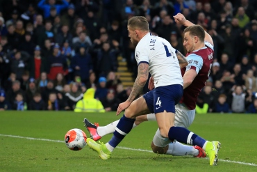 Burnley - Tottenham (Özet)