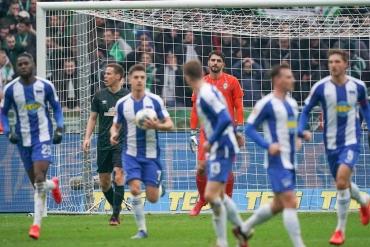 Hertha Berlin - Werder Bremen (Özet)
