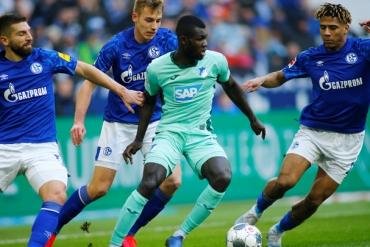 Schalke 04 - Hoffenheim (Özet)