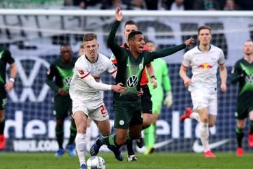 Wolfsburg - Leipzig (Özet)