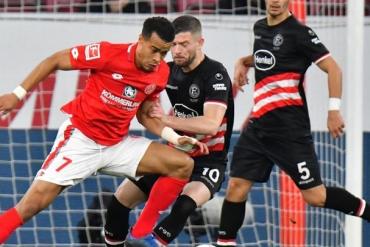 Mainz 05 - Fortuna Düsseldorf (Özet)
