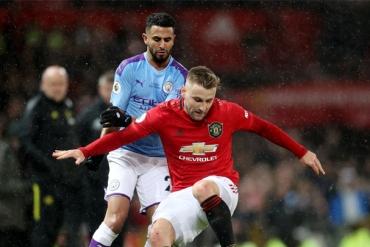 Manchester United - Manchester City (Özet)