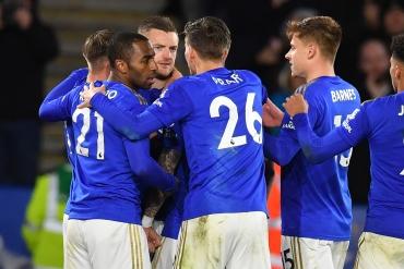 Leicester City - Aston Villa (Özet)