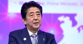 Abe, olimpiyatların yapılabilmesi için gereken şartı açıkladı