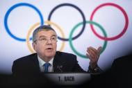 IOC Başkanı Bach sporculara seslendi