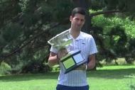 Djokovic'ten anlamlı hareket