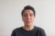 Yeliz Özel TRT Spor canlı yayınına bağlandı