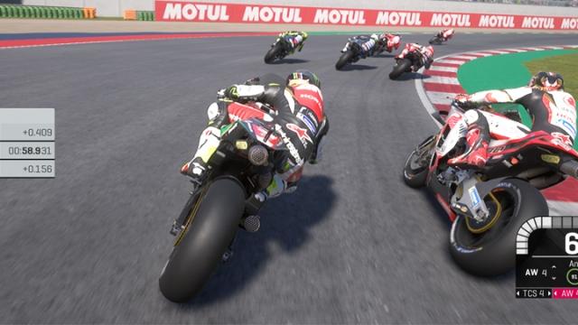 MotoGP'de kozlar e-sporda paylaşılıyor