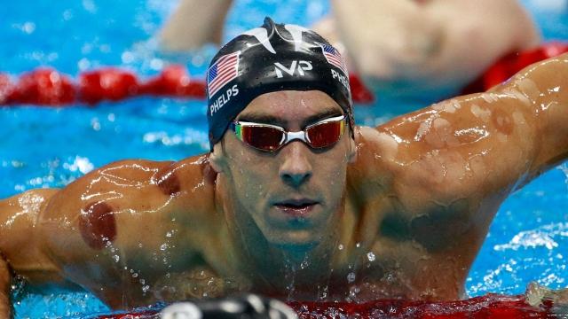 Yüzmenin en genç rekortmeni: Michael Phelps
