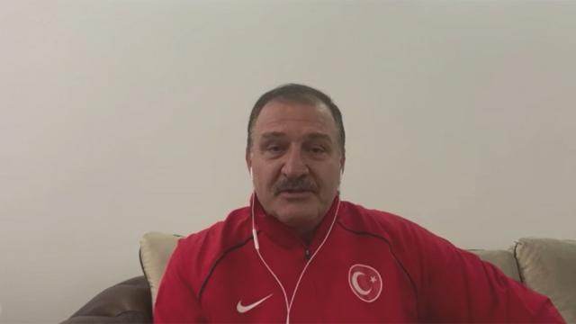 Metin Şahin TRT SPOR'a konuştu