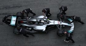 Formula 1'de ekipler ventilatör üretiyor