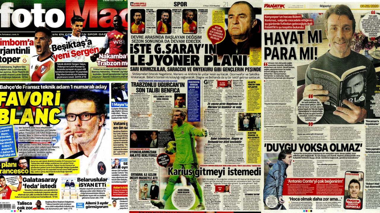 """""""İşte Galatasaray'ın lejyoner planı"""""""