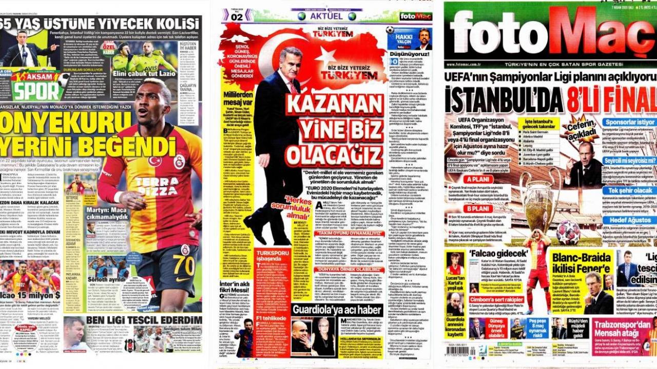 """""""İstanbul'da 8'li final"""""""