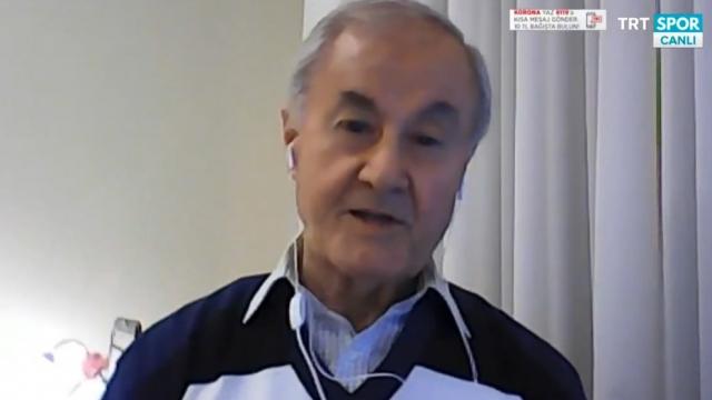 Duayen spiker Orhan Ayhan anılarını anlattı