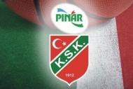 Pınar Karşıyaka Dörtlü Final'e talip Haberinin Görseli