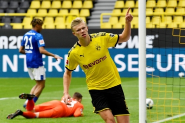 Borussia Dortmund - Schalke 04 (Özet)