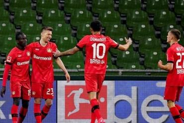 Werder Bremen - Leverkusen (Özet)