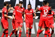 Borussia Mönchengladbach - Bayer Leverkusen (Özet)