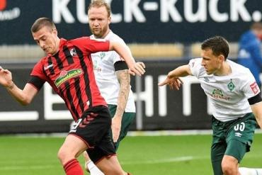 Freiburg - Werder Bremen (Özet)