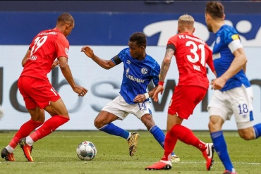 Schalke - Augsburg (Özet)