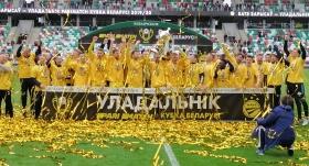 BATE Borisov son saniye golüyle kupayı müzesine götürdü