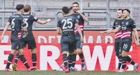 Kenan'ın golü Fortuna Düsseldorf'a yetmedi
