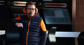 McLaren'den 1. pilot açıklaması